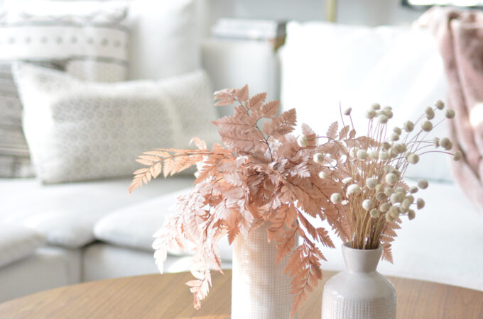 Fall Decorating: Preserved & Dried Botanicals